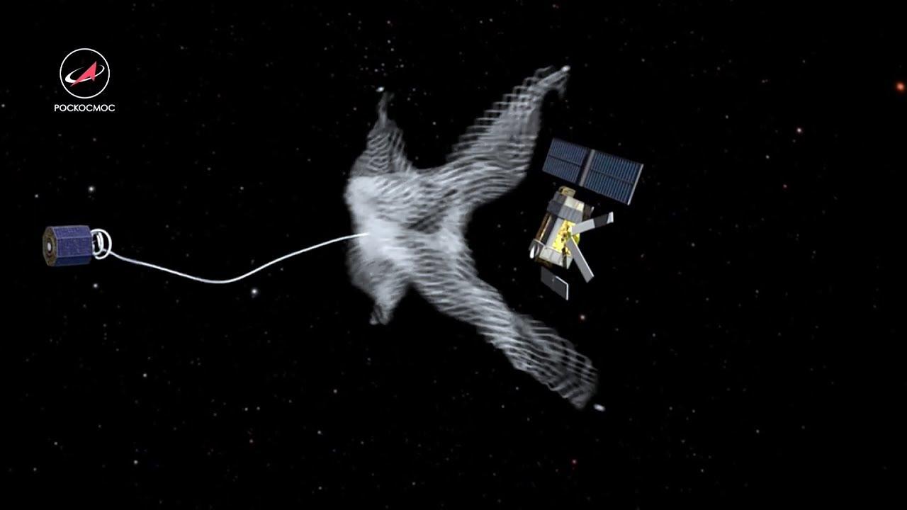 «Санитары» орбиты
