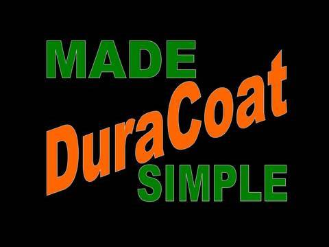 Duracoat Made Simple Youtube