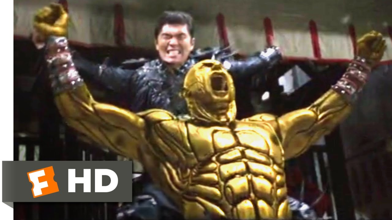 Download The Man With the Iron Fists (2012) - Brass Body vs. X-Blade Scene (3/10)   Movieclips