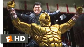 The Man With the Iron Fists (2012) - Brass Body vs. X-Blade Scene (3/10) | Movieclips