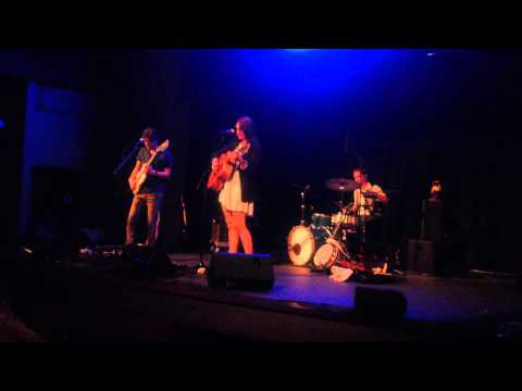 honeyhoney at the Music Box Supper Club, Cleveland, Ohio, August 15, 2014