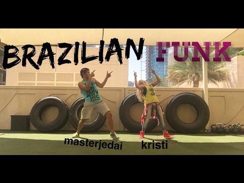 Pra Te Fazer Enlouquecer by MC Kapela | Zumba® Fitness | Kristi & Masterjedai