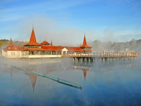 Heviz Węgry Jezioro Termalne