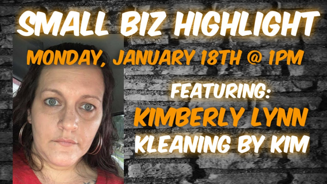 Ep. 48: Kimberly Lynn. Kleaning with Kim
