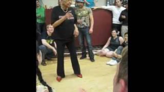 Jeni LeGon at 92 years young!!!