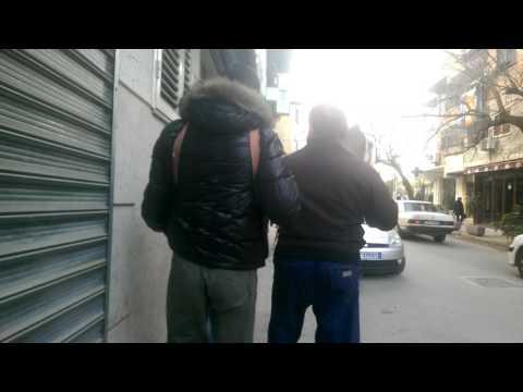 Street musicians (Tirana, Albania)