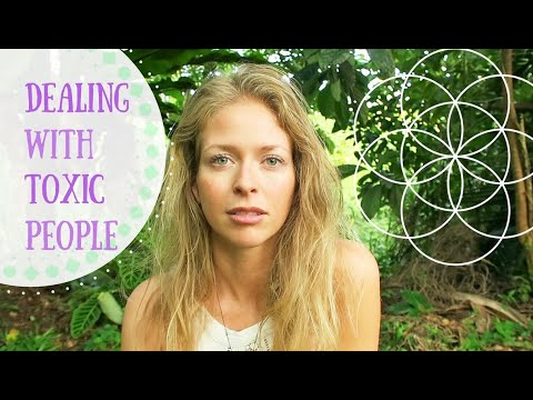 How to Deal with 'Toxic' People As an Empath