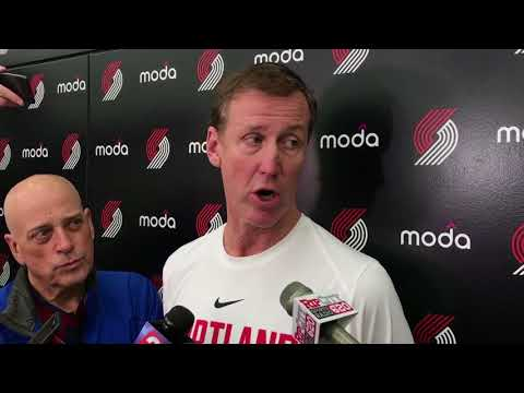 Trail Blazers playoffs notes: What concerns Portland's Terry Stotts most about New Orleans?