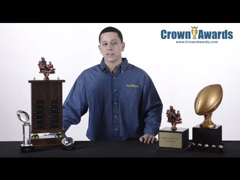 Fantasy Football Awards And Trophies