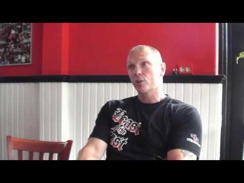 Mixfight.nl: Interview John van Dijk