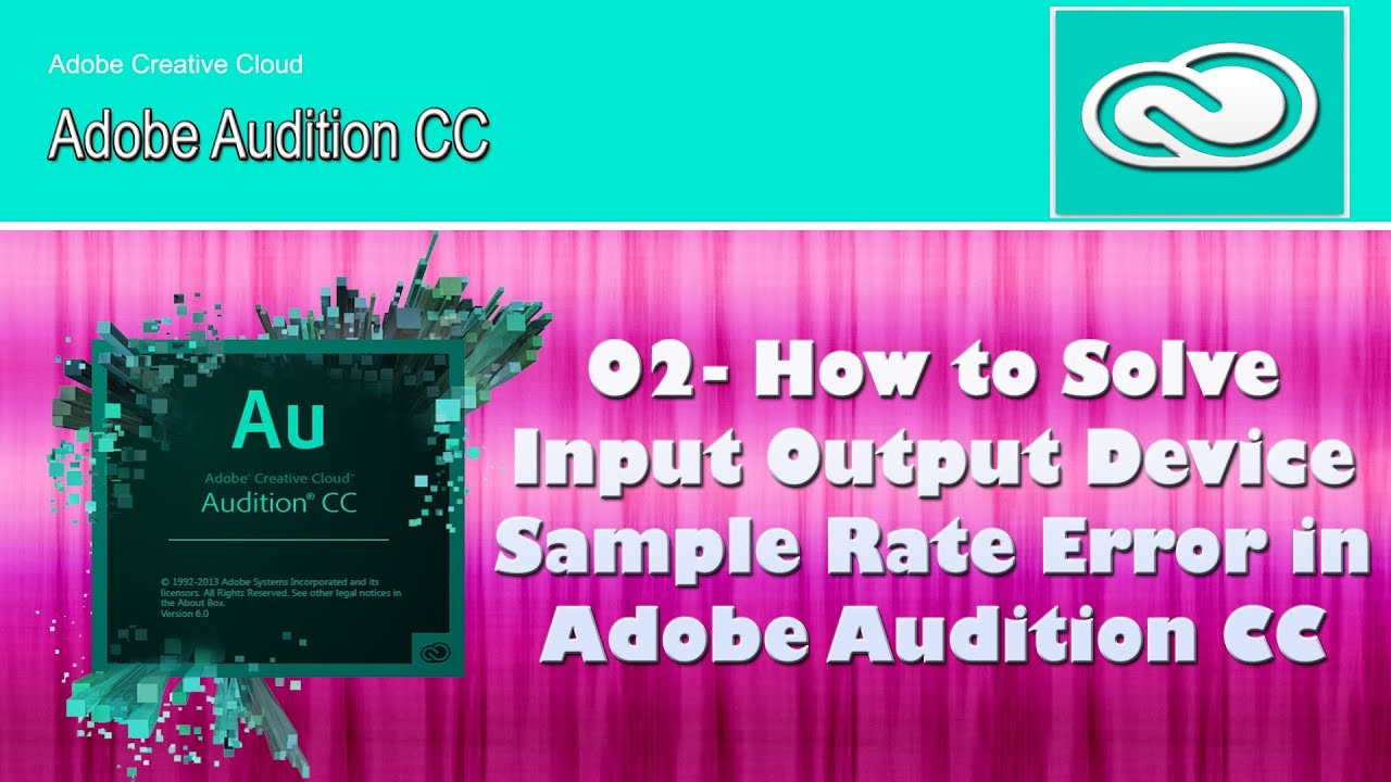 02 - How to Solve Input and Output Devices Sample Rate Mismatch ...