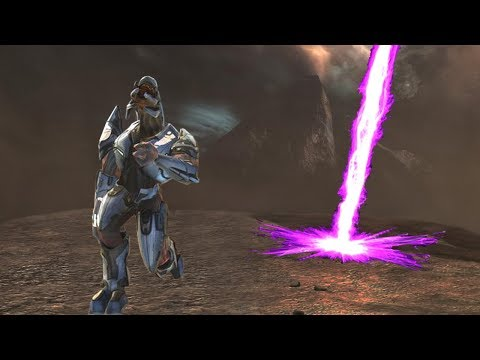 Halo Reach 2: Glassing Boogaloo
