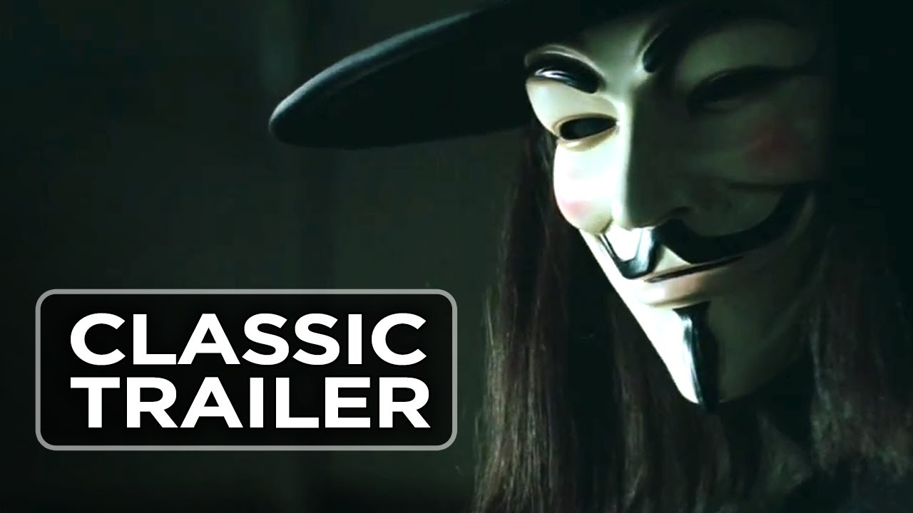 trailer v vendetta