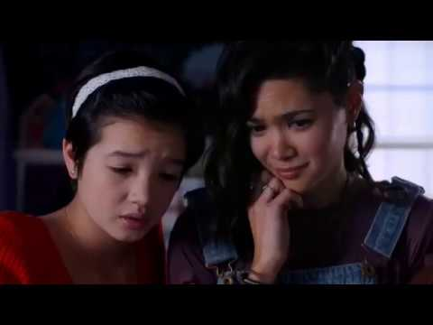 Andi Mack - Terms of Embarrassment - Bowie Surprises Andy But she Gets Angry - CLIP