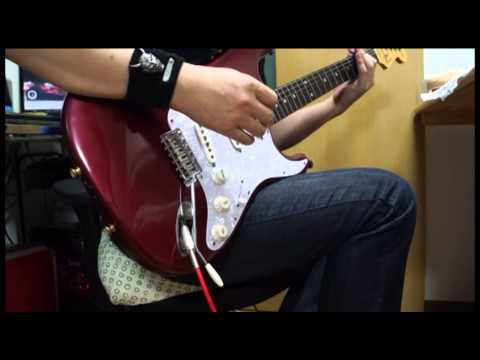 TWENTY-FIVE DAYS FROM HOME / LOUDNESS  Guitar Cover