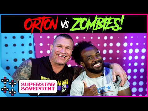 RANDY ORTON Strikes From OUTTA NOWHERE On CALL OF DUTY: BLACK OPS 3! - Superstar Savepoint