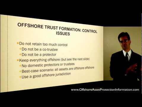 Offshore Trust Formation - Fundamentals
