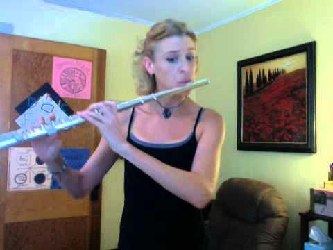 2013-TMEA Flute Etude #3 (Anderson)