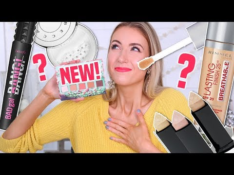 What's NEW at the Drugstore & Sephora: HAUL UPDATE    What Worked & What DIDN'T