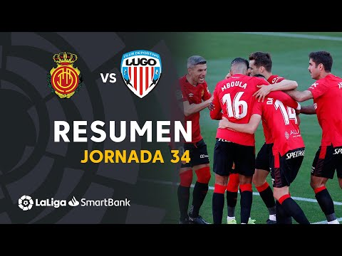 Mallorca Lugo Goals And Highlights