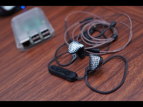 Knowledge Zenith (KZ) ZST & Bluetooth adapter cable Unboxing