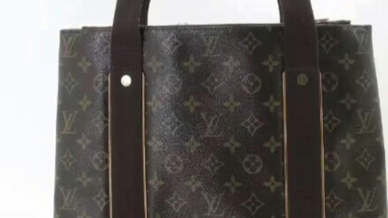 Jual tas LV Louis Vuitton Original Second Bekas - YouTube e47a7ae3b4
