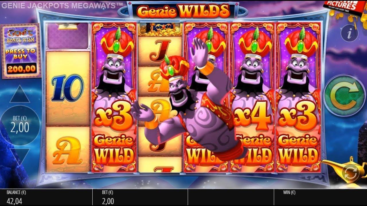 Genie Jackpots Megaways