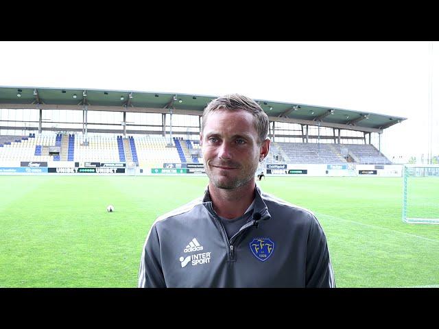 Inför Helsingborgs IF - Falkenbergs FF, Superettan 2021