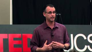 Will asteroids end the world: Dante Lauretta at TEDxTucsonSalon