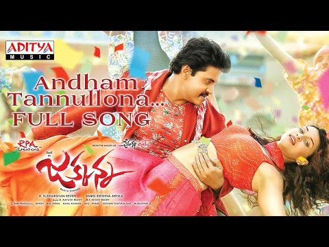 Andham Tannullona Full Song | Jakkanna Telugu Movie || Sunil, Mannara Chopra, Dinesh