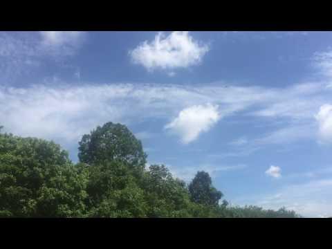 Flying UAV Ebee @ Kg Pdg Temesu, Kota Star Kedah MSIA by Geoplanning Staff