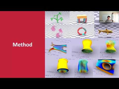 AIR Weekly Seminar with Tao Du: Differentiable Simulation Methods for Robotic Agent Design