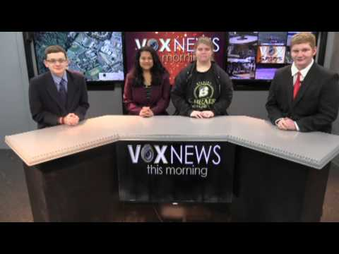 VOX News this Morning News for Wednesday, January 25, 2017