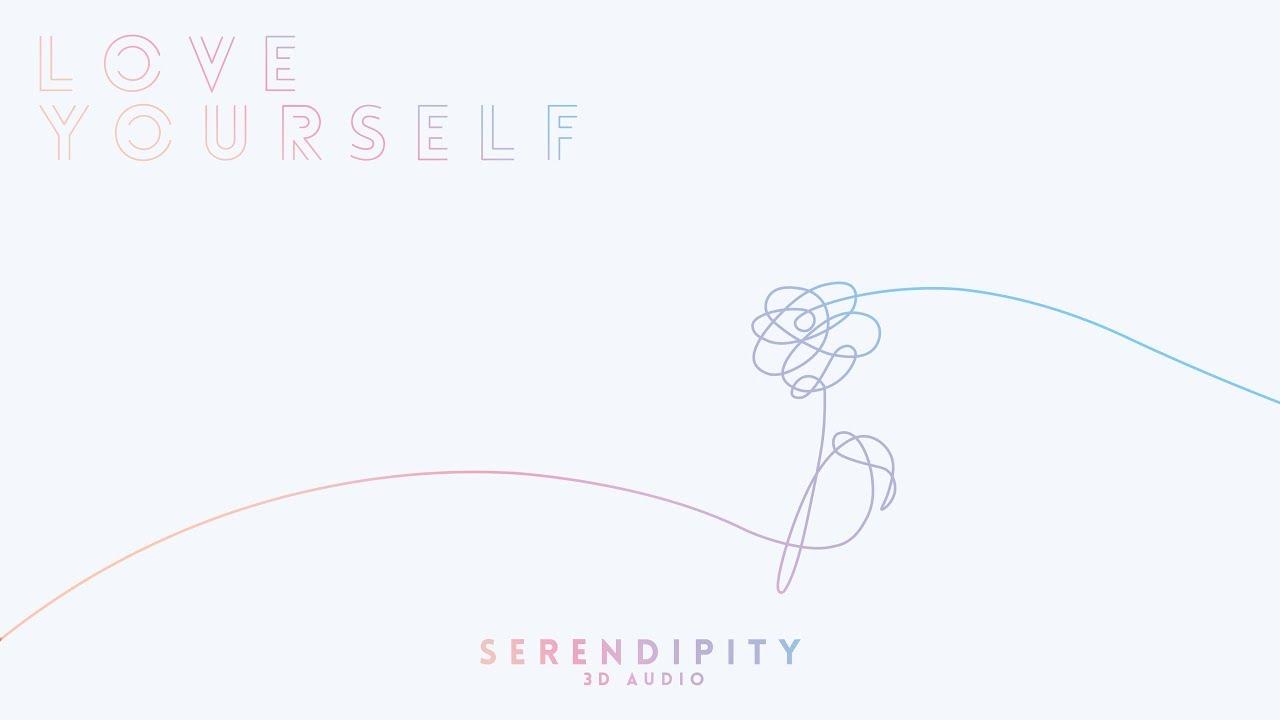 Serendipity Bts Love Yourself 承 Her 3d Audio Use Headphones