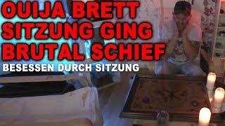 WARNVIDEO !! - OUIJA BRETT GING SCHIEF - Finger weg von Ouija Brettern I Behind you