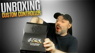 Unboxing Custom Controller from Controllerchaos!
