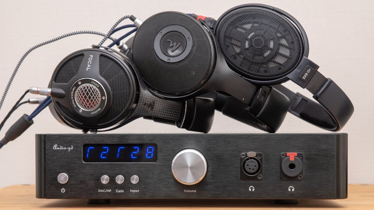 Audio-gd R28 DAC-amp Review