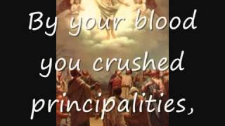 Panam Percy Paul - Song - By Your Blood (with lyrics)
