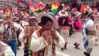 Carnaval d'Oruro 2013, Bolivie