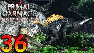 Primal Carnage : Extinction #36 - royleviking [FR HD PC]