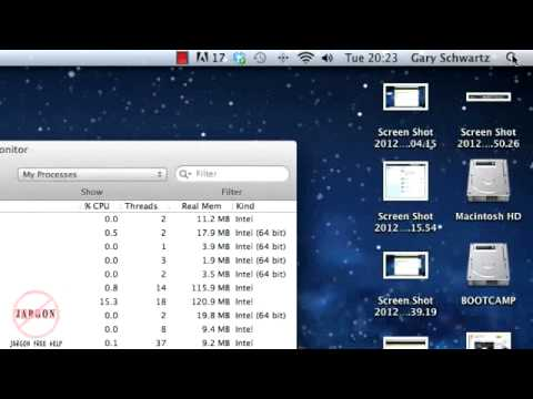 How to clear memory on my macbook pro
