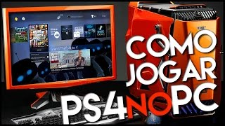 COMO JOGAR E CONTROLAR O PS4 NO PC ( TUTORIAL COMPLETO BY KAMIKAZ MODZ )