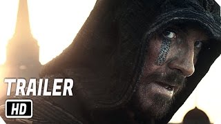 Assassin's Creed Official Trailer # 3 (2016) Michael Fassbender Action Movie
