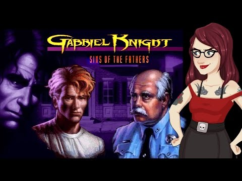 Gabriel Knight: Sins of the Fathers - PC Game Review