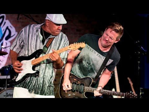 Jonny Lang & Ronnie Baker Brooks - Gambler's Blues by BB King