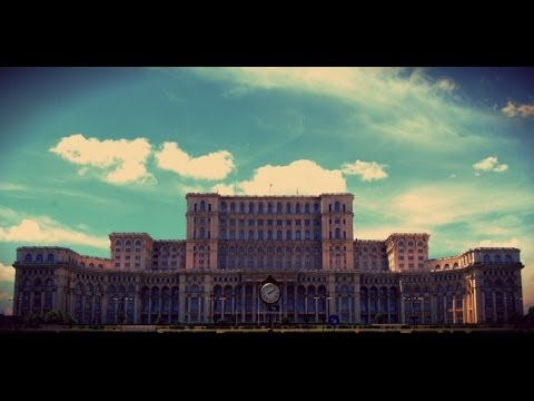 The Romanian Parliament - Inside and out