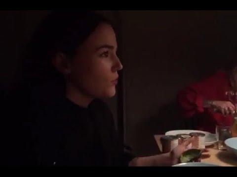 Miriam Bryant lagar tacos med Musikhjälpen-vinnaren My