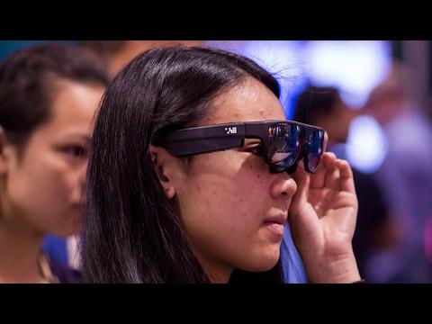 Augmented World Expo (AWE) 2017 Trailer