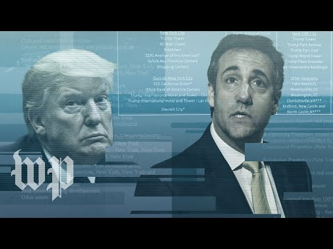 Inside the Trump financial statements that Cohen unveiled