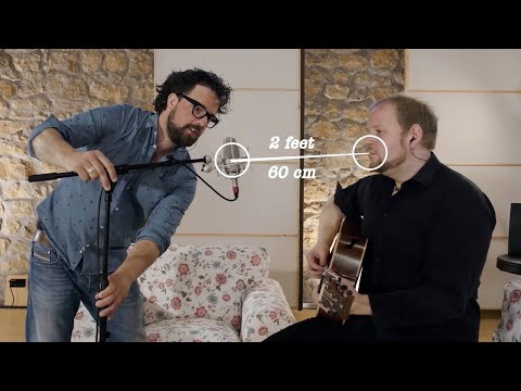 How to Record a Singer-Songwriter: Part 1